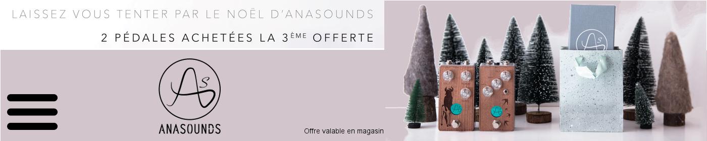 Noël 2017 Anasounds