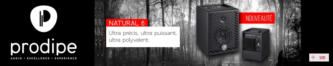 Prodipe Natural 6