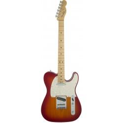 Fender American Elite Telecaster MN Aged Cherry Burst