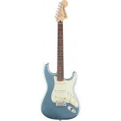 Fender Deluxe Roadhouse Stratocaster PF Mystic Ice Blue
