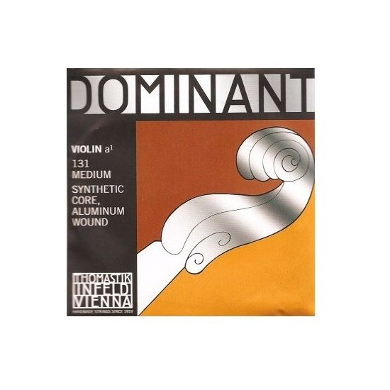 Thomastik 131 Dominant Corde de La pour Violon 1/4