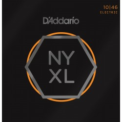 D'Addario NYXL Nickel Wound 10-46 Cordes Guitare Electrique