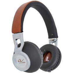 Alpha Audio Casque Audio Brown