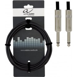 Alpha Audio Câble Jack/Jack 6M