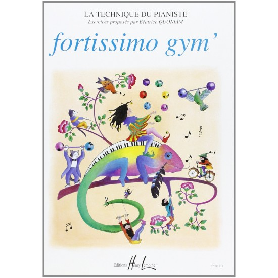 Quoniam Béatrice : Fortissimo Gym'
