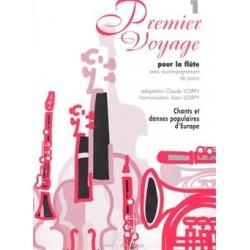 Voirpy Alain : Premier Voyage Vol.1