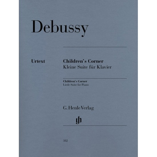 Claude Debussy : Children's Corner, Petite Suite pour Piano Seul