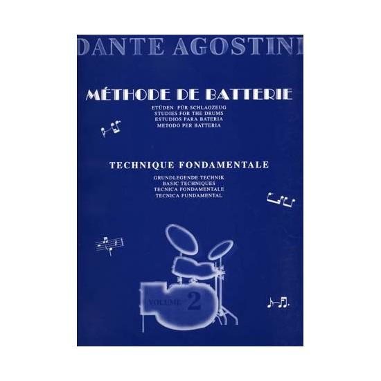Agostini Méthode de Batterie Vol.2