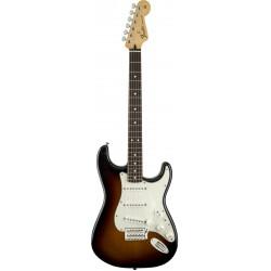 Fender Standard Stratocaster PF Brown Sunburst
