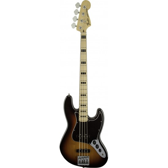 Fender Geddy Lee Jazz Bass 3-Color Sunburst