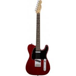 Fender American Standard Telecaster RW Ash Crimson Red Transparent