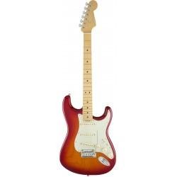 Fender American Elite Stratocaster MN Ash Aged Cherry Burst