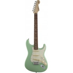 Fender Jeff Beck Stratocaster Surf Green