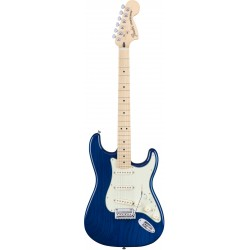 Fender Deluxe Strat MN Sapphire Blue Transparent