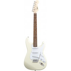 Squier Bullet Strat with Tremolo Arctic White