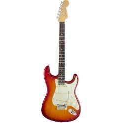Fender American Elite Stratocaster EB Aged Cherry Burst (Ash)