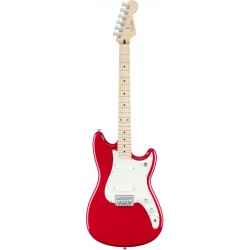 Fender Offset Duo-Sonic Torino Red