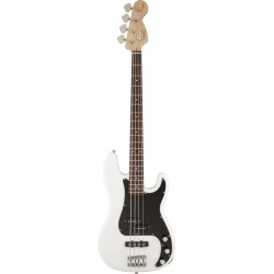 Squier Precision Bass PJ Olympic White
