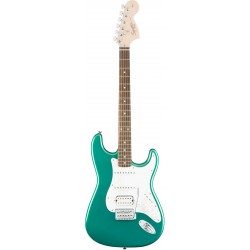 Squier Affinity Stratocaster HSS RW Race Green