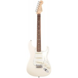 Fender American Pro Stratocaster RW Olympic White