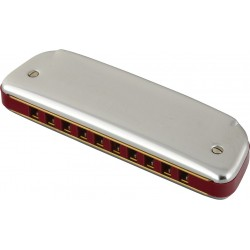 Hohner 542/20 D Golden Melody Harmonica Diatonique