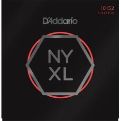 D'Addario NYXL Nickel Wound 10-52