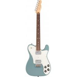 Fender American Pro Telecaster Deluxe Shawbucker RW Sonic Gray