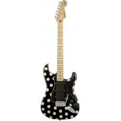 Fender Buddy Guy Standard Stratocaster MN Polka Dot