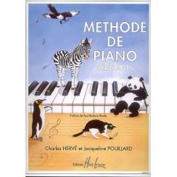 Hervé Charles, Pouillard Jacqueline : Méthode de Piano Débutants