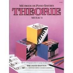 Méthode de Piano Bastien - Théorie Niveau 1