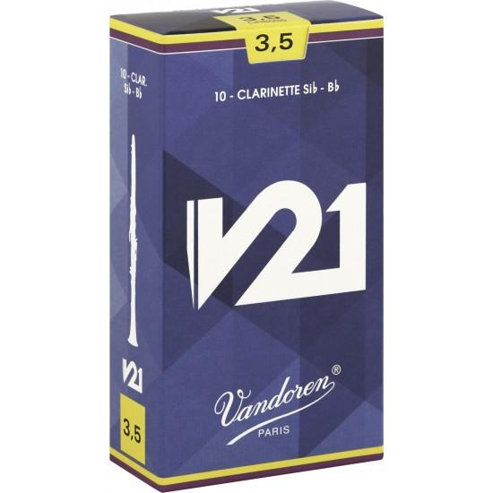 Vandoren CR8035 Anches V21 Clarinette 3.5