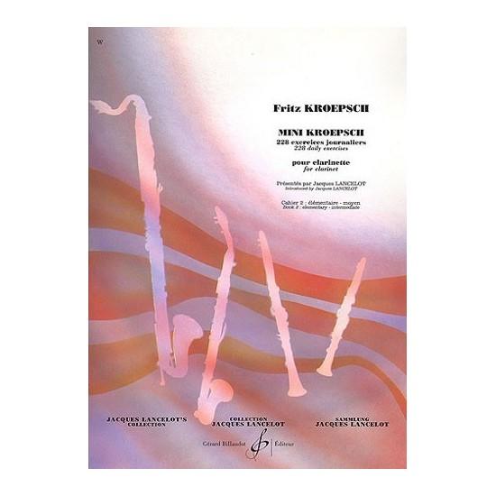 Fritz Kroepsch : Mini-Kroepsch Cahier 2