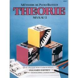 Méthode de Piano Bastien - Théorie Niveau 2