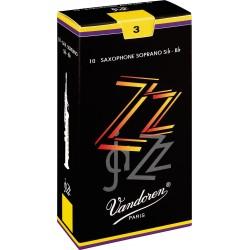 Vandoren SR403 Anches ZZ Saxo Soprano 3