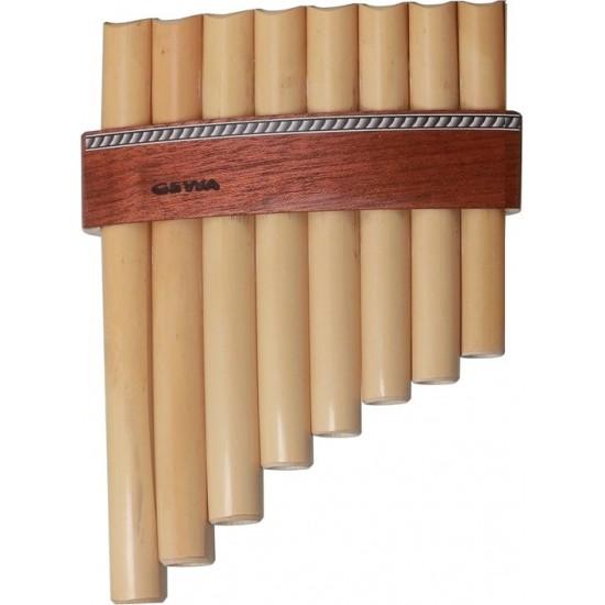 Gewa Flûte de pan 8 Tubes