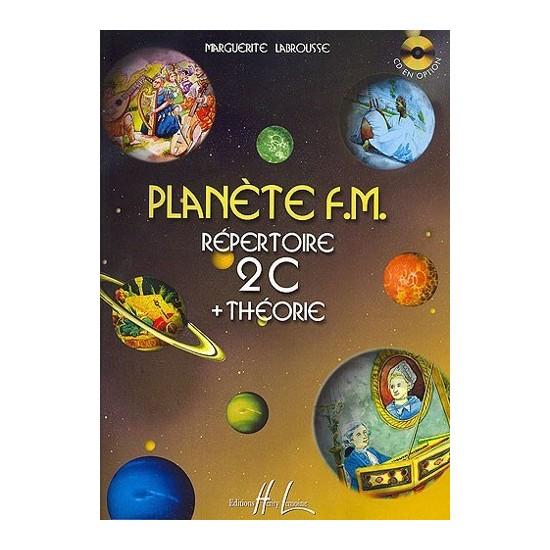 Labrousse Marguerite : Planète F.M. Vol.2C - Répertoire et Théorie