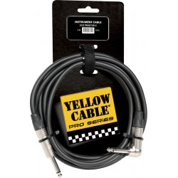 Yellow Cable PROG73D-C Jack/Jack Mono 3M