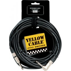 Yellow Cable PROG76D-C Jack/Jack Mono 6M