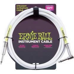 Ernie Ball Ultraflex Jack/Jack 3M