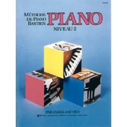 Méthode de Piano Bastien - Piano Niveau 2