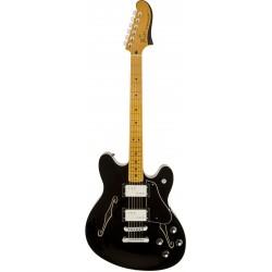 Fender Starcaster Modern Player MN Black