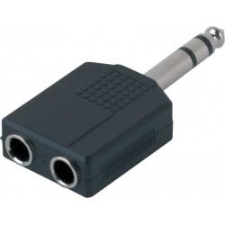 Alpha Audio Connecteur 2 Casques