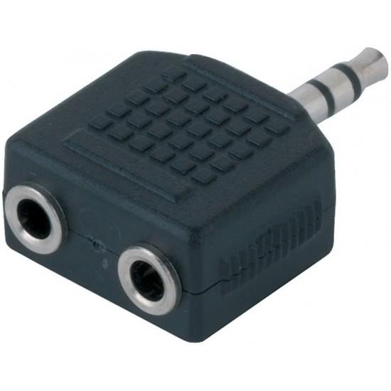 Alpha Audio Connecteur 2 Casques 3,5