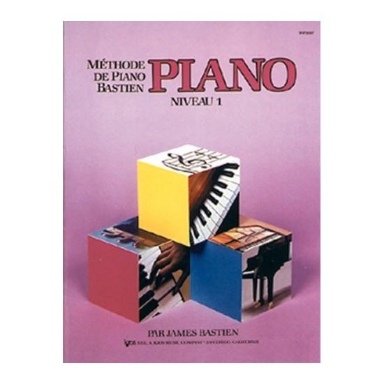 Méthode de Piano Bastien - Piano Niveau 1