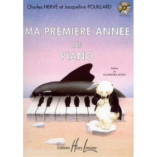 Hervé Charles, Pouillard Jacqueline : Ma Première Année de Piano