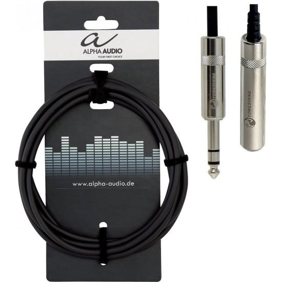 Alpha Audio Rallonge Casque 3M