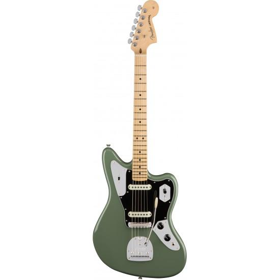 Fender American Pro Jaguar MN Antique Olive