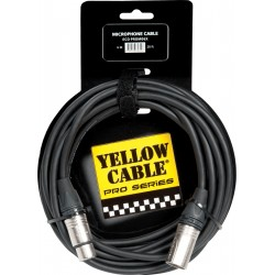 Yellow Cable PROM06X XLR/XLR Neutrik 6M