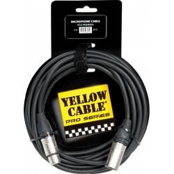 Yellow Cable PROM06X XLR/XLR Neutrik 6M