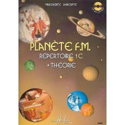 Labrousse Marguerite : Planète F.M. Vol.1C - Répertoire et Théorie
